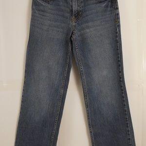 5051...Cherokke Straight Fit Jeans Size 10 Kids